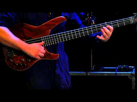 BASS SOLO: Alessandro Corsi (Capolinea live @ Royal Conservatory of The Hague)