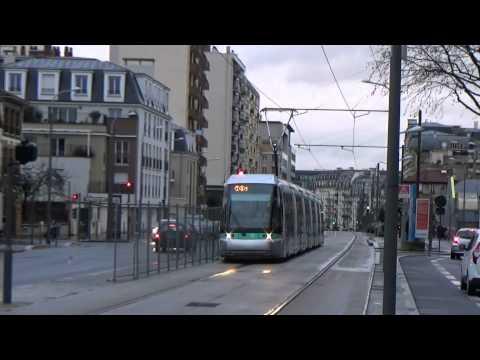 Tramway T6 de Paris - Châtillon