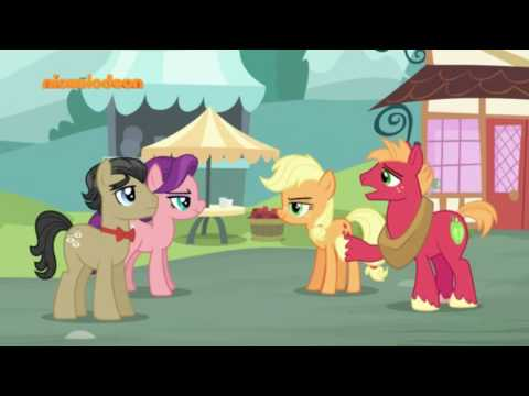 [Greek] - MLP:FiM - Applejack and Filthy Rich strike a deal (S06E23)