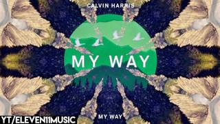 Calvin Harris My Way Instrumental