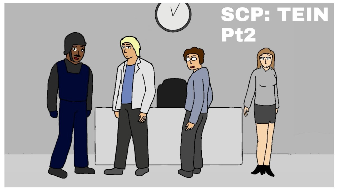 The Beginning Of Something Big - SCP: The End Is Near Pt2 (SCP Animation  Series)
