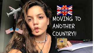 My Experience-Moving to Another Country //Acybacy