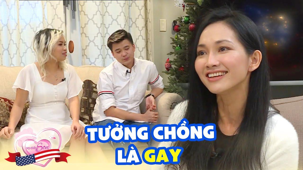 VCS đặc biệt tại US | Tập 1: Kim Hiền tới thăm anh thợ tóc bị đồn là gay cùng vợ youtuber dễ thương