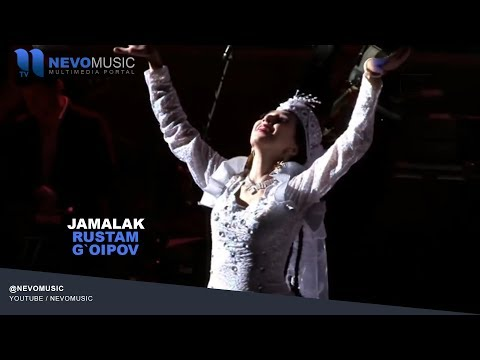 Rustam G'oipov - Jamalak   Рустам Гоипов - Жамалак (concert version)