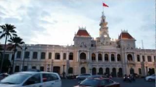 ホーチミン人民委員会庁舎 微速度撮影