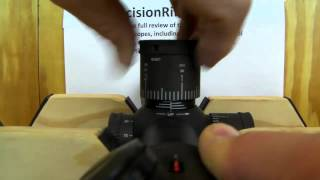 Vortex Razor HD 5-20x50 Turret Demo