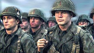 CALL OF DUTY WW2 D-Day Campaign Mission Omaha Beach [1080p HD 60FPS PS4 PRO] - No Commentary
