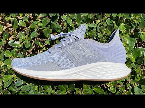 Men's New Balance Fresh Foam Roav V1 Running Shoe Unboxing + First Look