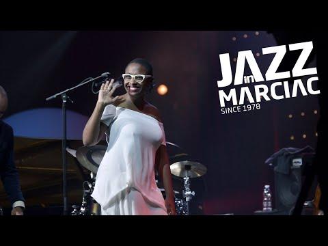 Cécile McLorin Salvant @Jazz_in_Marciac : Mercredi 6 Août 2014