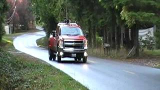 Gambar cover Full drive by blaring the K3LA and E-Bell on the Silverado 3500 HD w/ Duramax Diesel