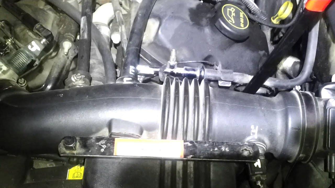 drive belt 2001 lincoln ls v6 [ 1280 x 720 Pixel ]