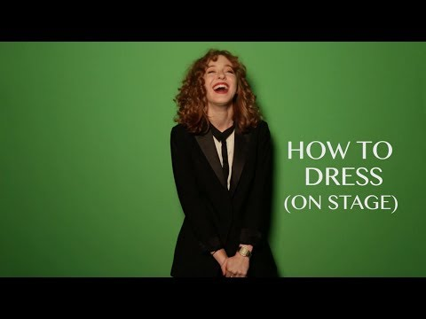 The Regrettes : How To... Dress (On Stage)