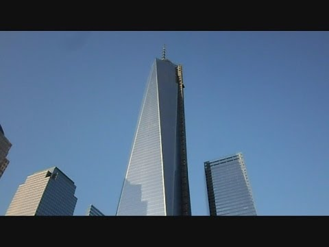World Trade Center Ground Zero Memorial And Subway Ride