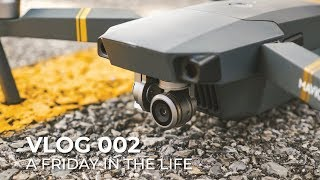 homepage tile video photo for VLOG 002: A FRIDAY IN THE LIFE