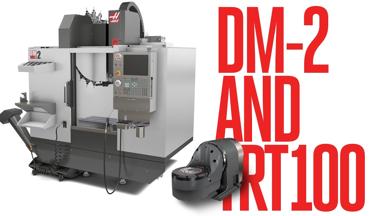 The Haas DM-2 and TRT100 - Go Faster!