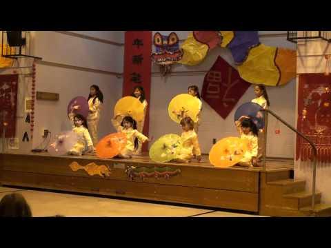 2012 Chinese Umbrella Dancing
