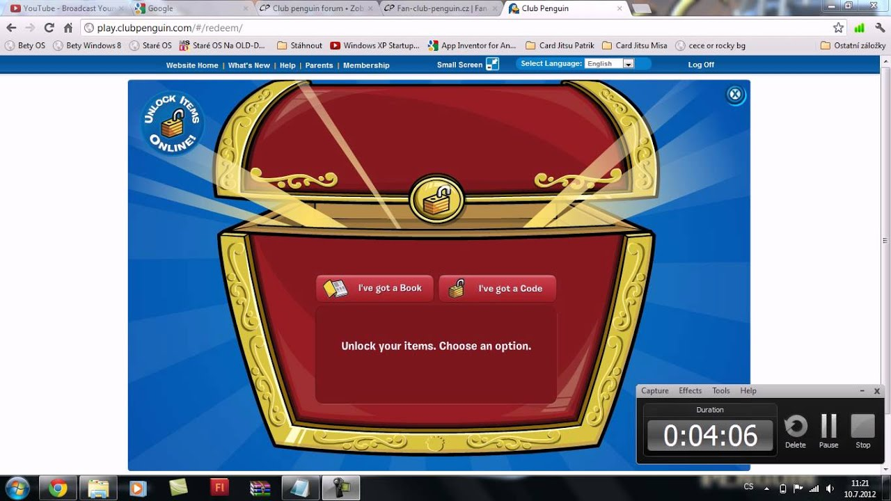 — Club Penguin Rewritten (@CPRewritten) 3 de junio de And is that as you have seen the next week (Monday 4 to Sunday 10) are going to make a raffle every day in which the first penguins that enter the code will win about 5 new cards for your deck!