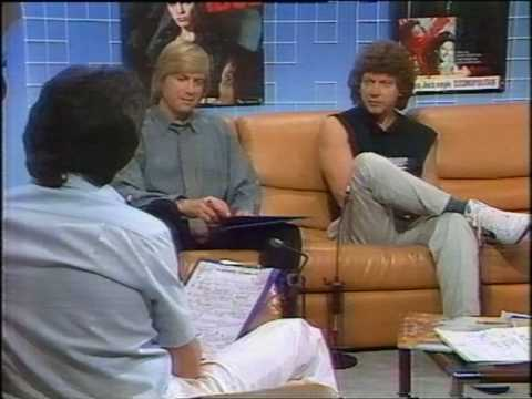 Sounds: Donnie interviewing Moody Blues (1983)