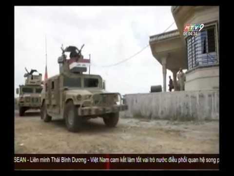 Quân đội Iraq giải phóng thêm một số khu vực ở Mosul
