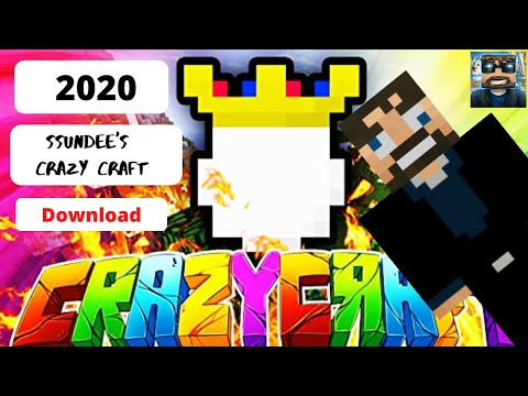 How To Play SSundee's (Crazy Craft) In 2020