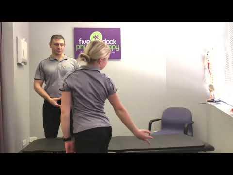 Clinical Pilates - Windmills