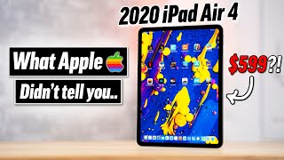 Is Apple's New iPad Air 4 ACTUALLY Worth $600?!
