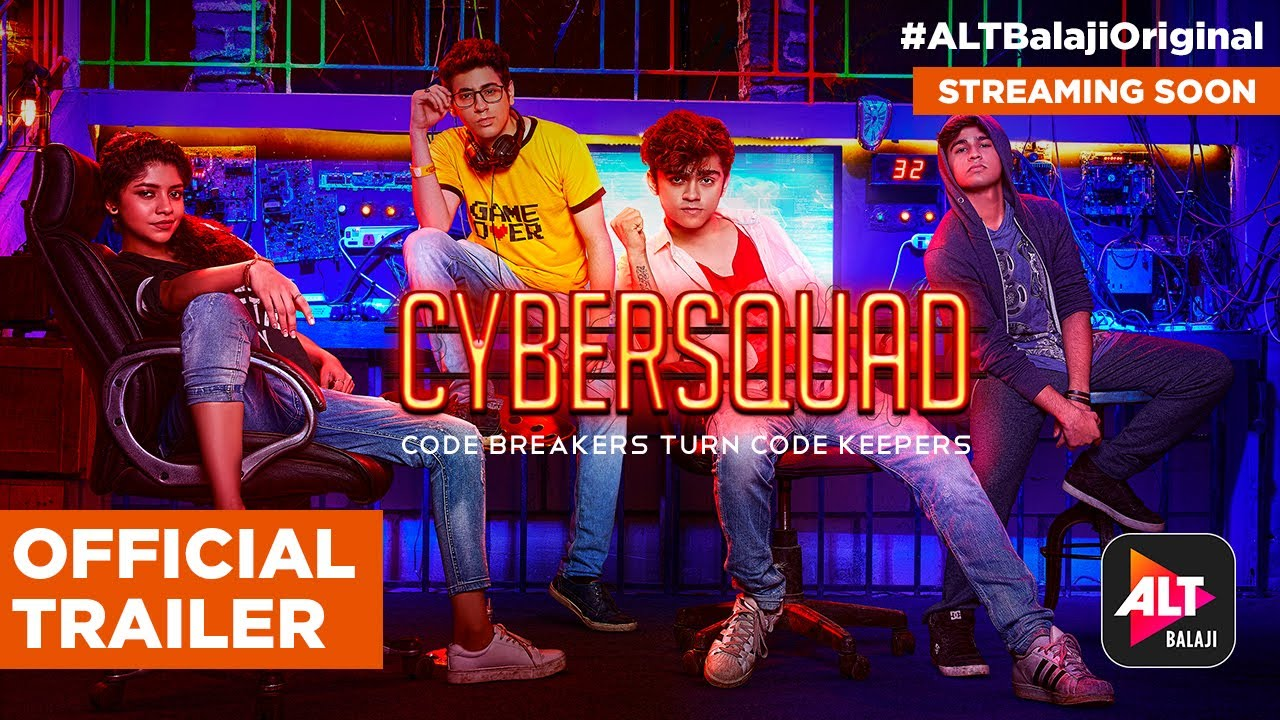 meet the cybersquad