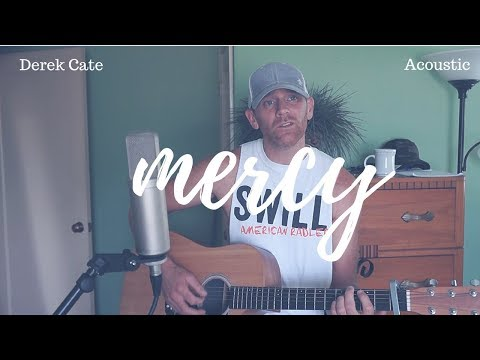 Mercy - Brett Young (Derek Cate Cover)