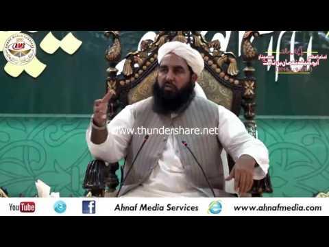 Molana Ilyas Ghuman Sirf Pakistan Hi Kyon Nishaany Per new bayan