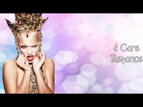 Beyonce - I Care (Lyrics Video)