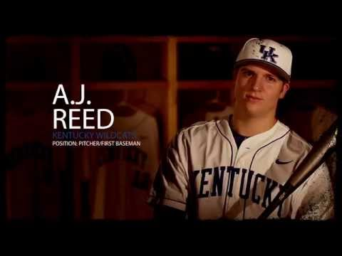 Kentucky Wildcats TV: A.J. Reed 2014 Highlights