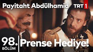 Abdülhamid Han, Bulgar Prensi'ne Ders Veriyor I Payitaht Abdülhamid 98. Bölüm