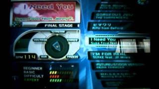 DDR Supernova 2 Arcade Song List