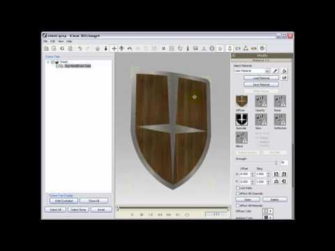 iClone 3DXchange4 Animation-ready Lesson4 - Pivot & Animation | FunnyCat.TV