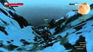 Древняя гробница. Witcher 3. Как быстрее всего к ней добраться.