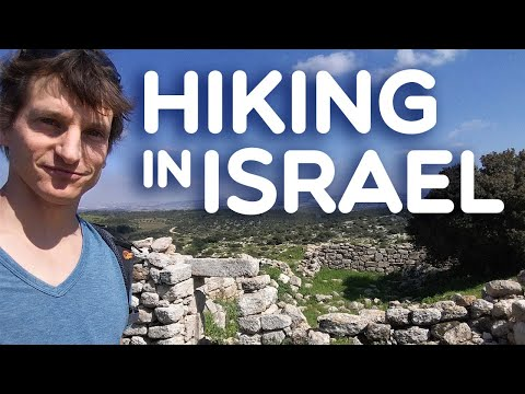 Hiking In Israel – The Best (and Only) Reliable Guide