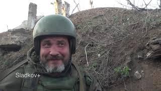 Сладков+ Авдеевская промка. Война в ДНР апрель 2019