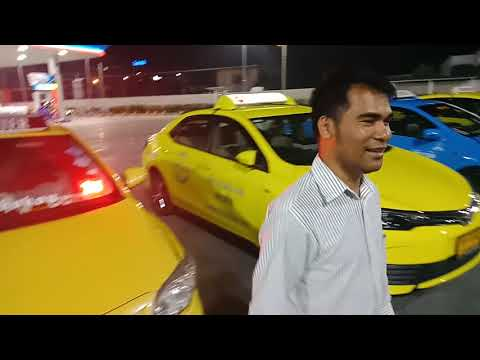 รวมแท็กซี่ซิ่งบางใหญ่ทีม ยันหว่าง