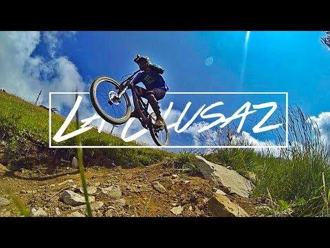 GoPro HERO4 - La Clusaz 2015 | Downhill, Paragliding and more...