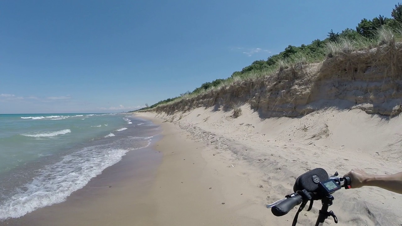 Radmini At Indiana Dunes State Park