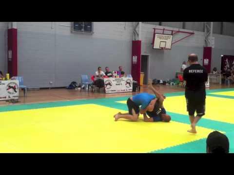 Allan Poppleton vs Nathan Wilson 2nd Round NoGi