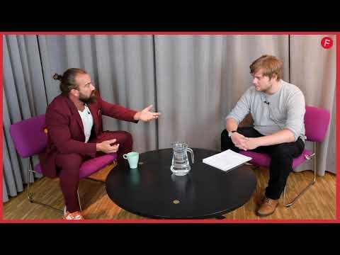 """Frihet möter: #1 Jan Emanuel - """"Därför vill jag bli Statsminister"""""""
