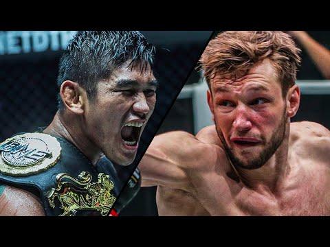 Aung La N Sang vs. Reinier De Ridder | Top 5 Knockouts