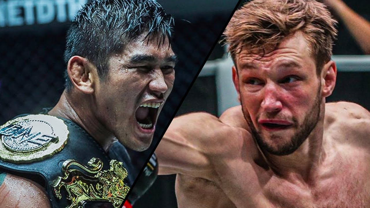Aung La N Sang vs. Reinier De Ridder   Top 5 Knockouts