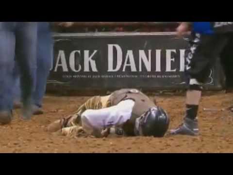 Worst rodeo wrecks