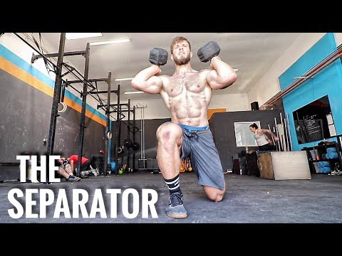 ONE THING that separates CROSSFIT ATHLETES (Regionals or not?)