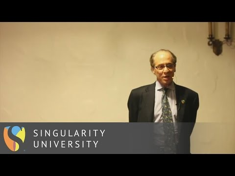 Ray Kurzweil Keynote, Executive Program, November 2009 | Singularity University