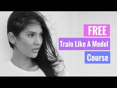 How to Train Like A Model by Rachael Attard