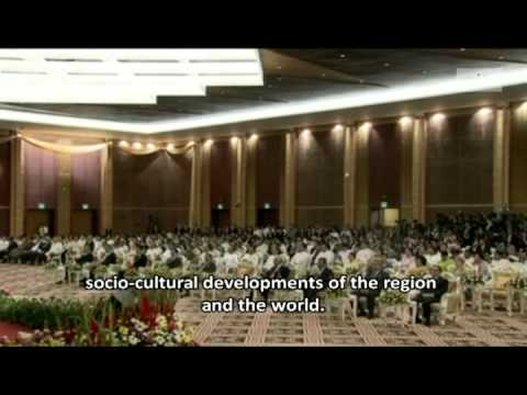 mitv - 24th ASEAN Summit.: Myanmar President Gives Opening Address