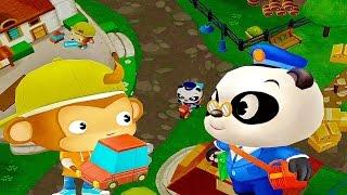 Доктор Панда Почтальон - Развивающая игра для детей Dr  Pandas Mailman